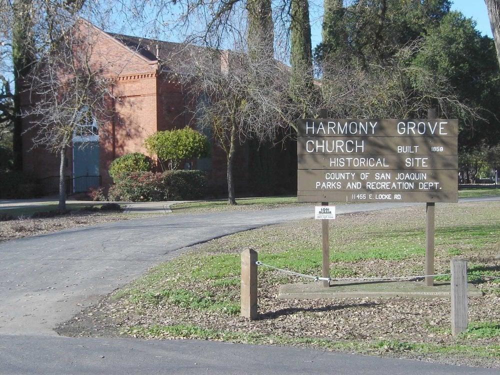Harmony grove church pontos tur sticos edif cios for Harmony grove