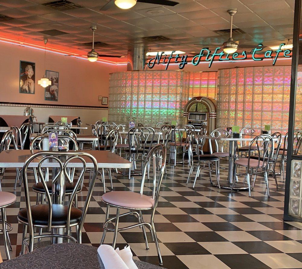Nifty Fifties Cafe: 9730 E Main St, Houma, LA