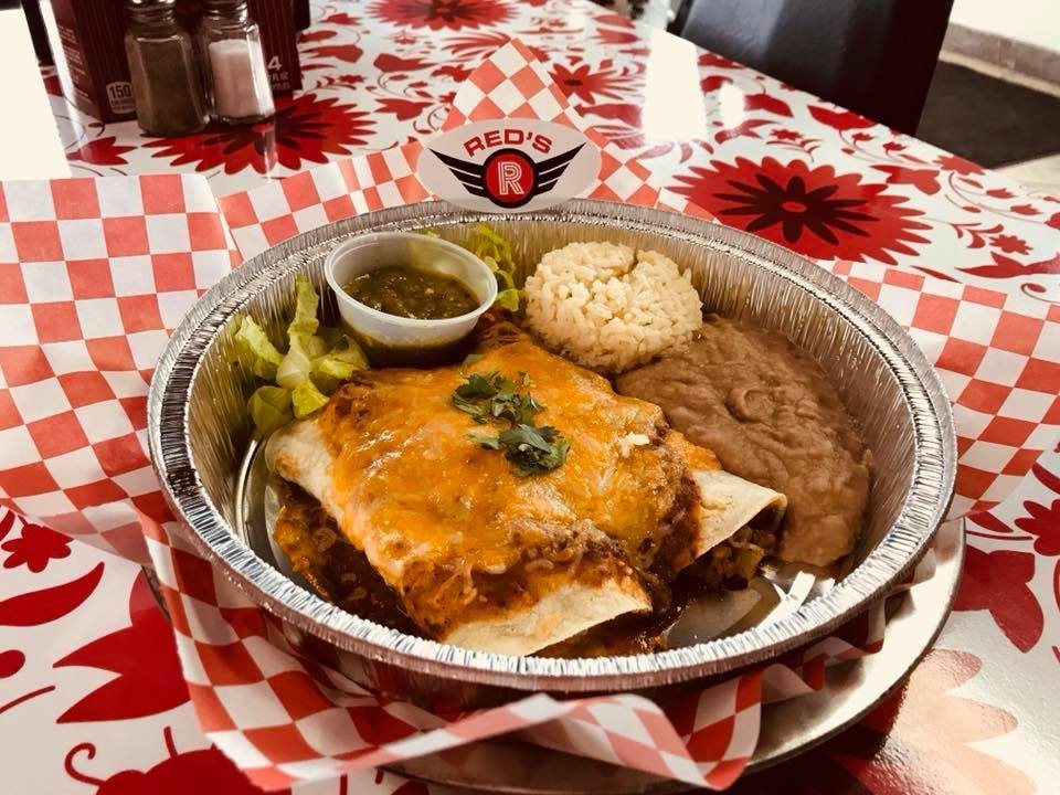 Red's Taco House: 914 W Center St, Kalispell, MT