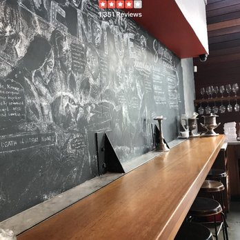 photo of the tasting kitchen venice ca united states the chalk art - The Tasting Kitchen