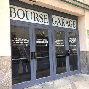 The Bourse Garage - 16 Reviews - Parking - 400 Ranstead St