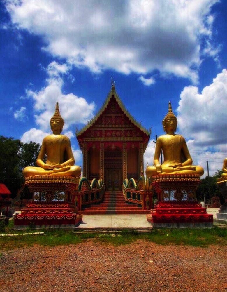 Wat Lao Buddha Phothisaram: 4443 E Conley Rd, Conley, GA