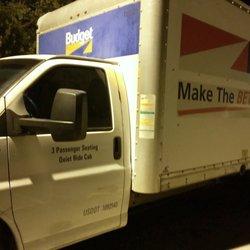 Budget truck rental miami fl