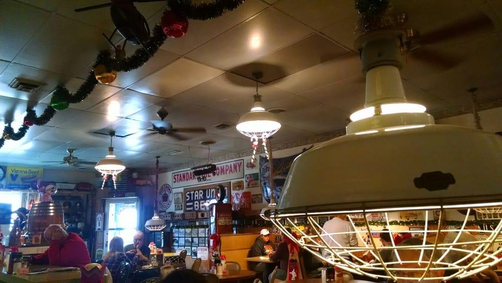 Coal Miner's Cafe: 100 E Hennepin St, Mark, IL