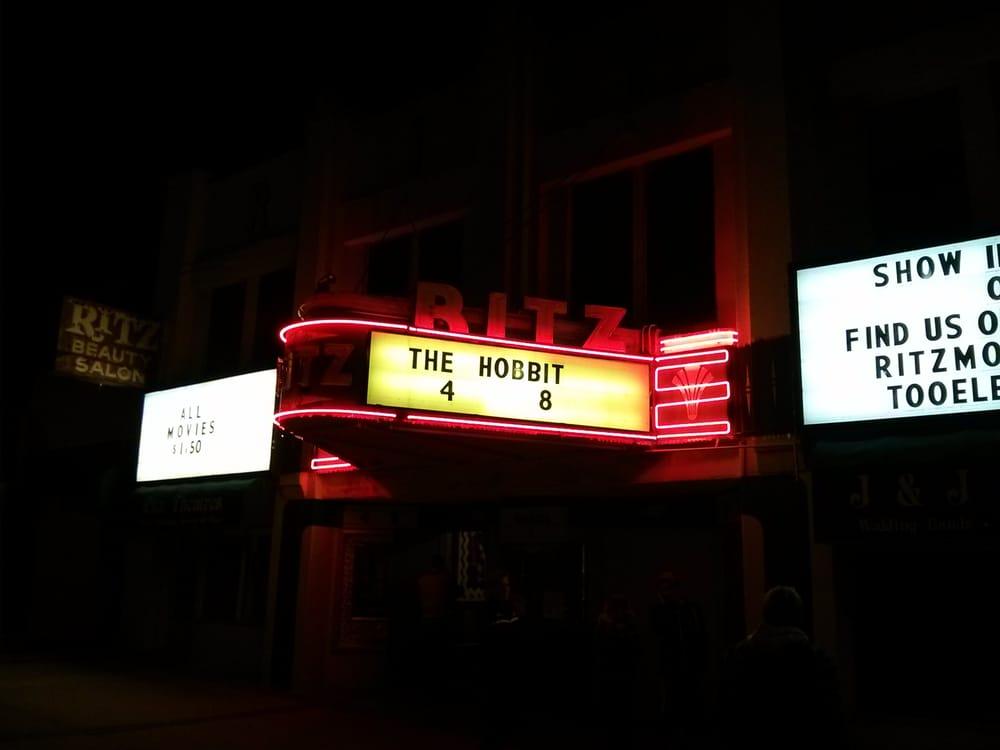Ritz Theater: 111 N Main St, Tooele, UT