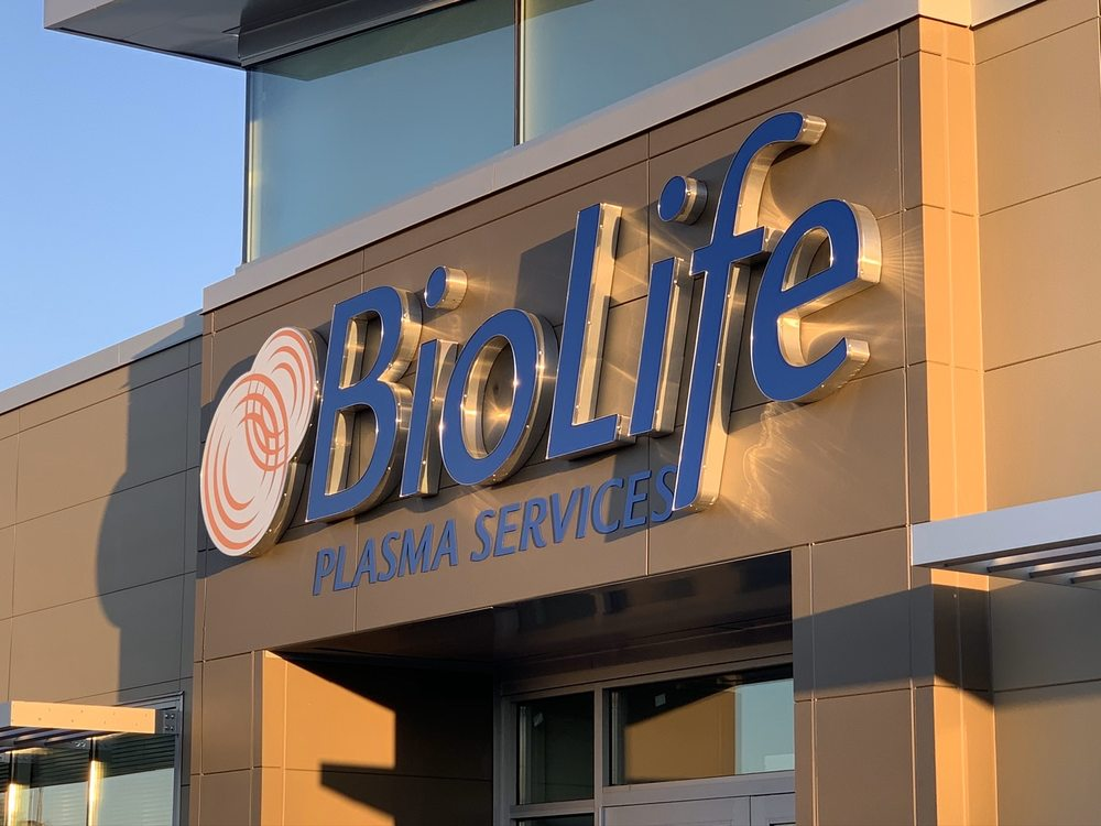 BioLife Plasma Services: 7538 E Hampton Ave, Mesa, AZ