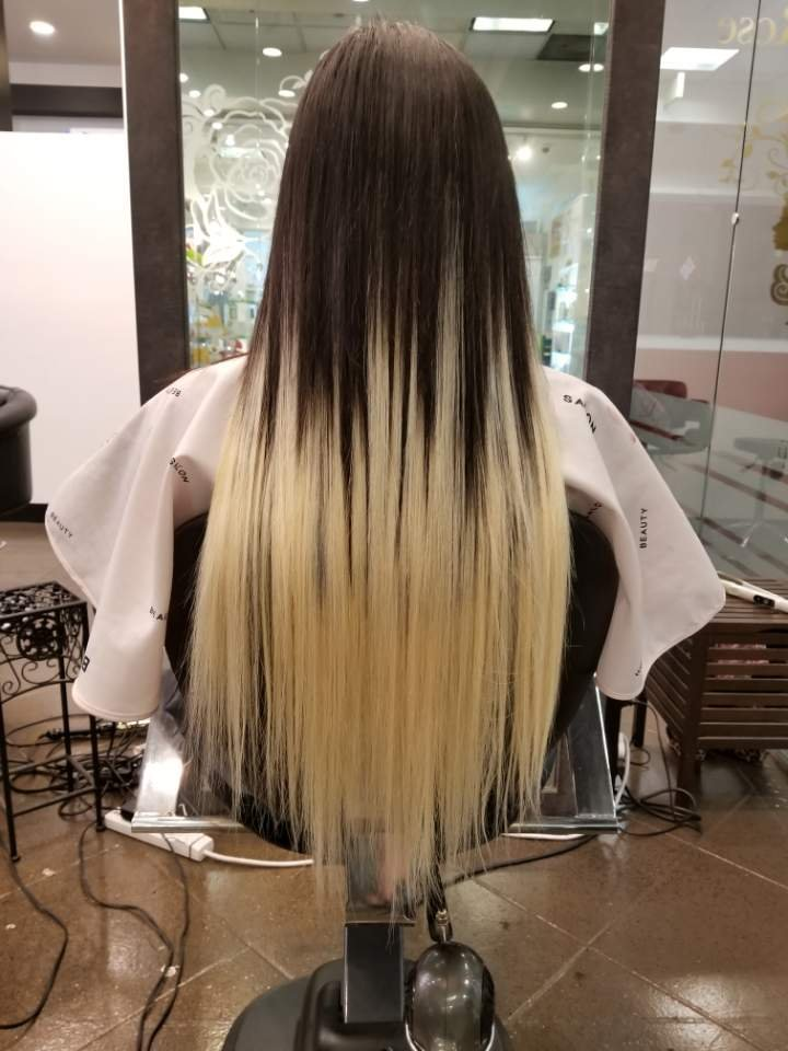 After Micro Tip Hair Extensions By Sunny K Yelp