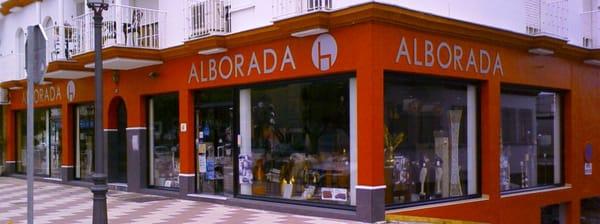 Alborada muebles y decoracion tienda de muebles avda - Muebles el viso malaga ...