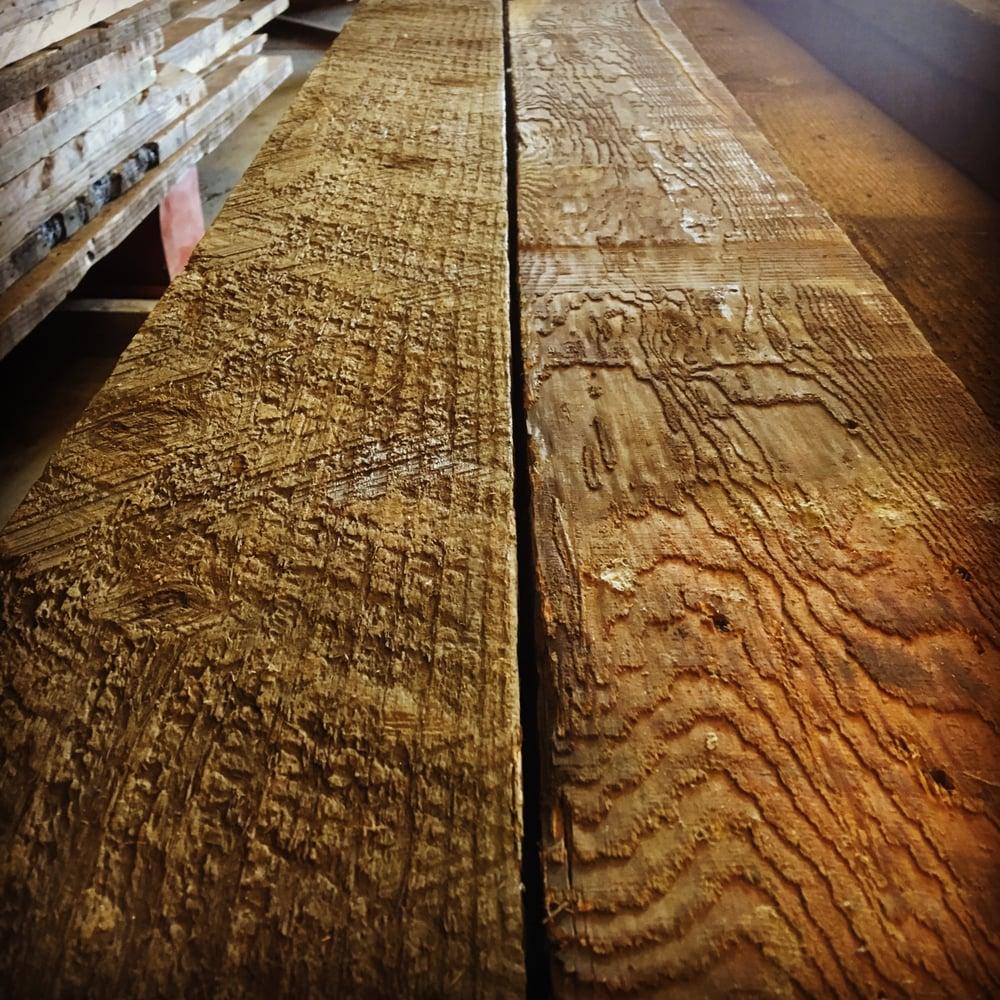 Rough cut doug fir 2x6 yelp for Reclaimed wood flooring portland