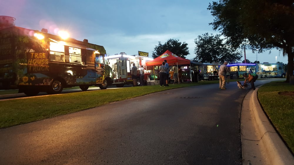 Food Truck Friday: 851 Celebration Ave, Kissimmee, FL