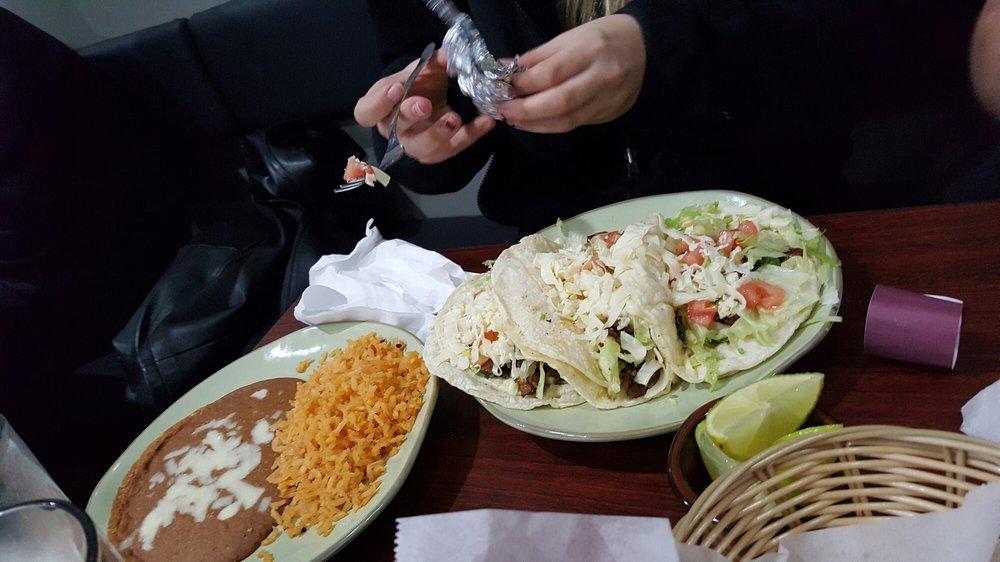Agave Azul Mexican Restaurant: 330 W North St, Manhattan, IL