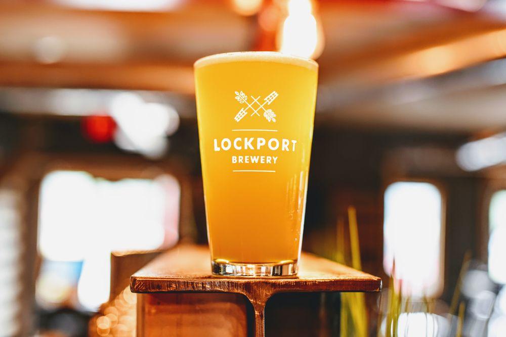 Lockport Brewery: 10748 Wilkshire Blvd NE, Bolivar, OH