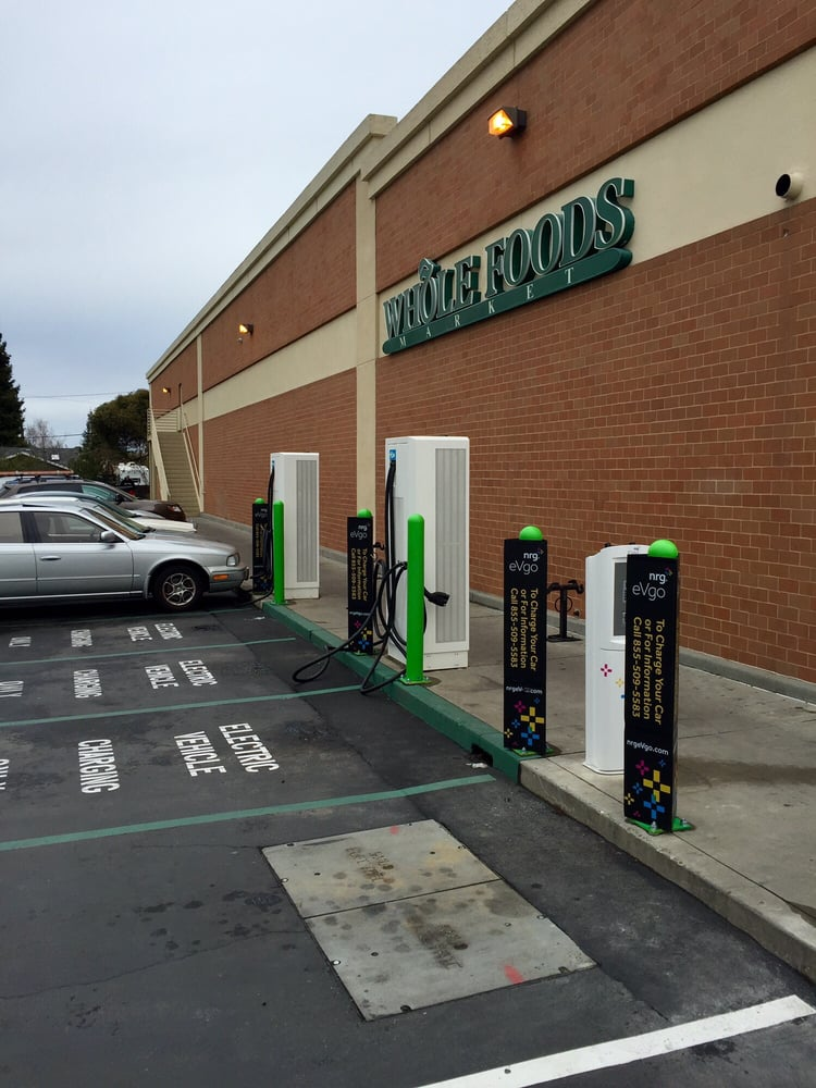 Whole Foods Dc Parking