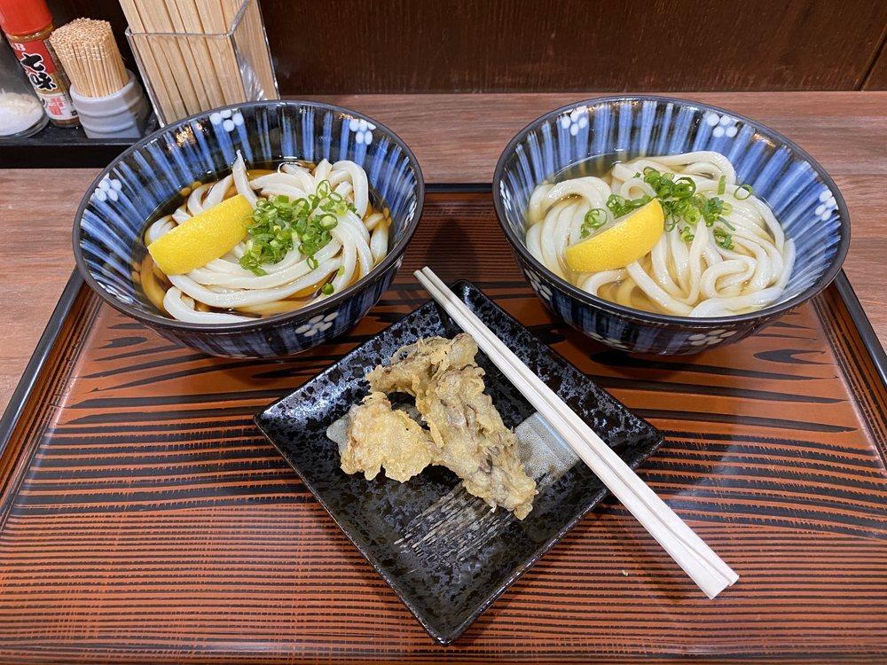 Teuchi Sanuki Udon Kokoro