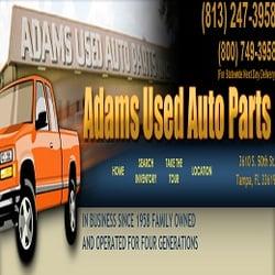 Adams Auto Parts >> Adams Used Auto Parts Auto Parts Supplies 3610 S 50th St