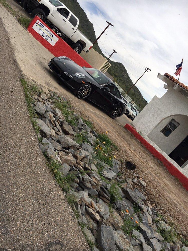 Elwood Motor Sports and Collision: 36425 N Cave Creek Rd, Cave Creek, AZ