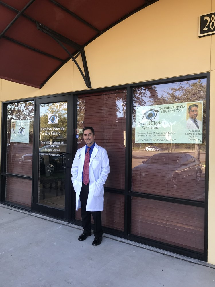 Central Florida Eye Clinic: 2822 S Alafaya Trl, Alafaya, FL