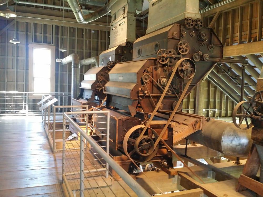 Plantation Agriculture Museum Education Building: 4815 Arkansas 161, Scott, AR