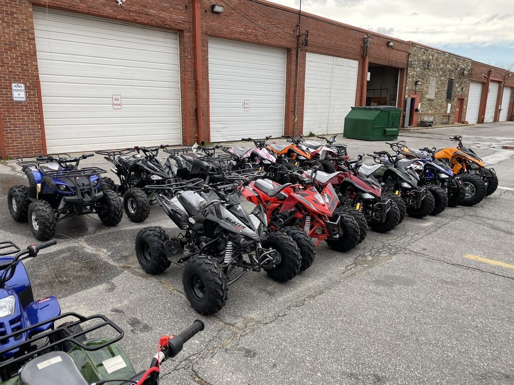 Baltimore Motorsports: 234 N Franklintown Rd, Baltimore, MD