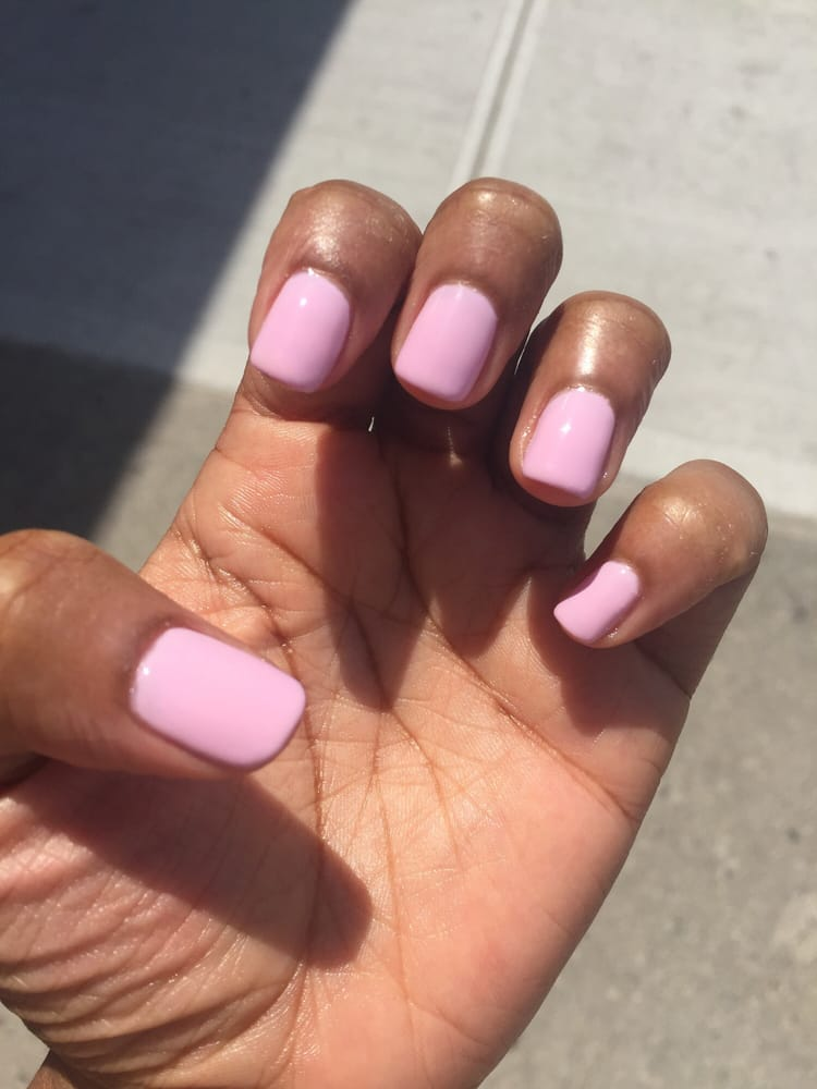 Pink white nails 23 photos 41 reviews nail salons for 24 hour nail salon brooklyn