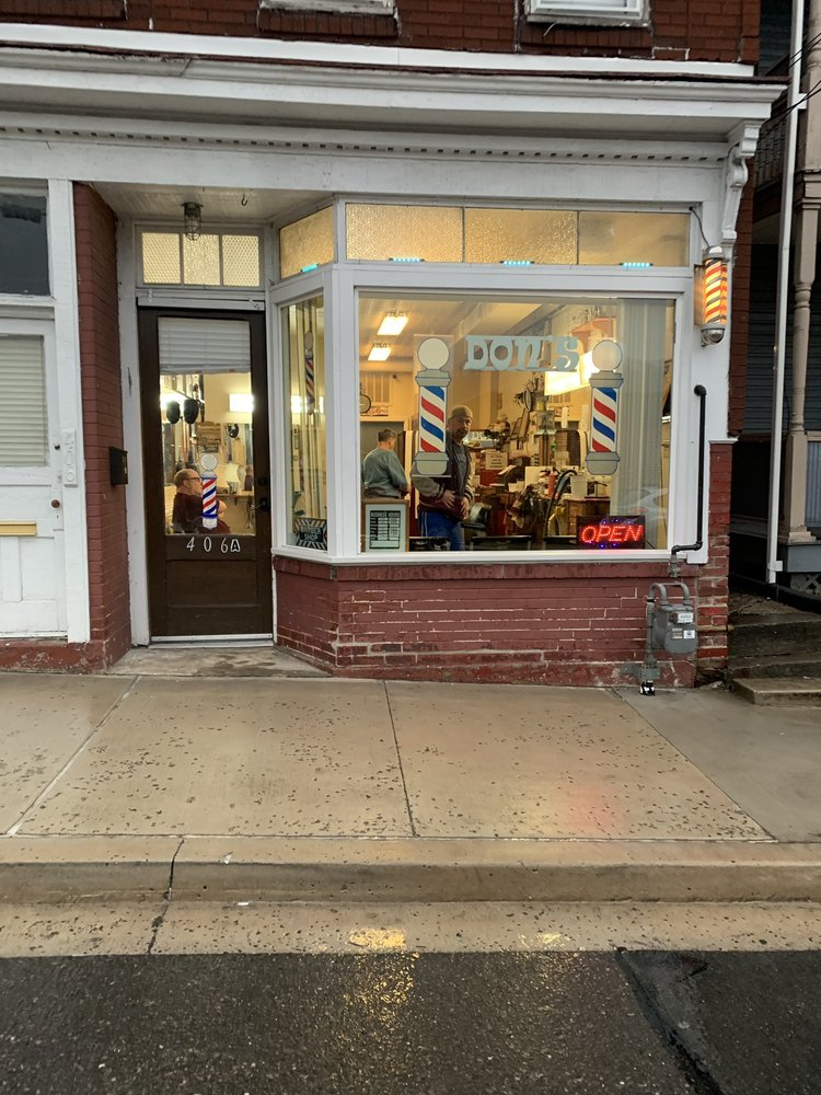 Don's Barbershop: 406 Virginia Ave, Cumberland, MD