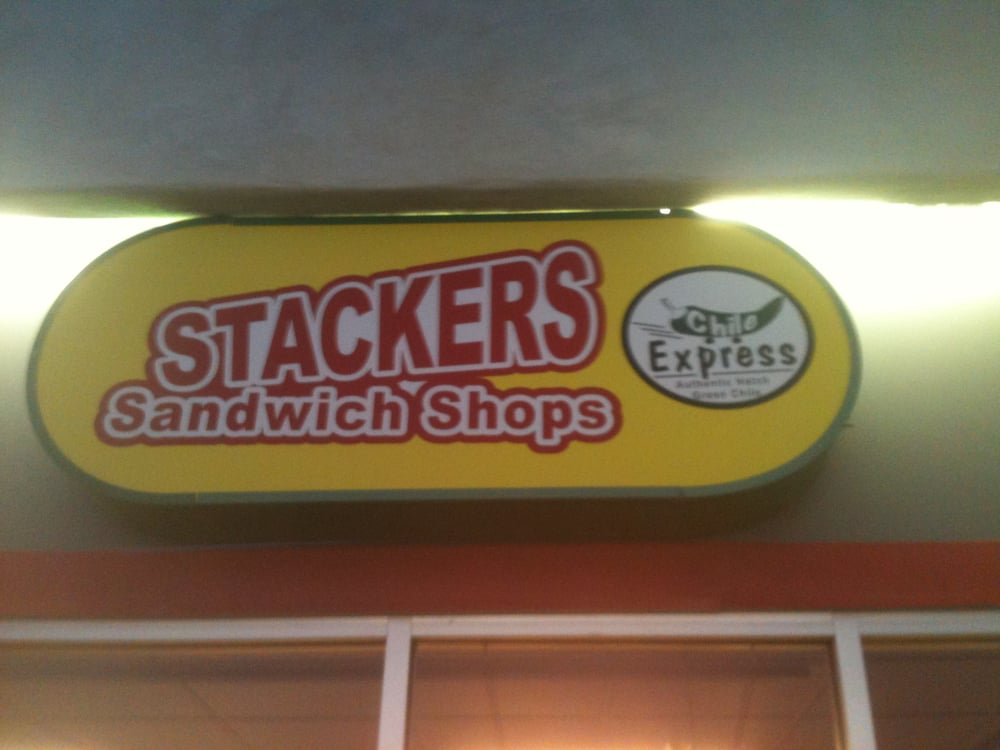 Stackers: 7875 E 24th St, Yuma, AZ
