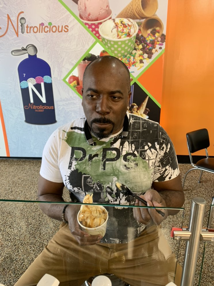 Nitrolicious Ice Cream: 2900 Peachtree Rd NW, Atlanta, GA