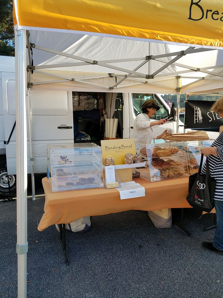 Cambria Farmers Market: 1000 Main St, Cambria, CA