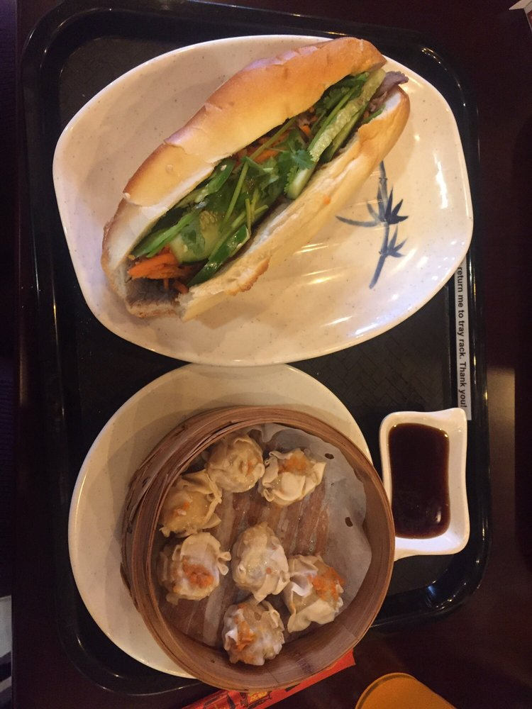 Food from Taiko Bistro