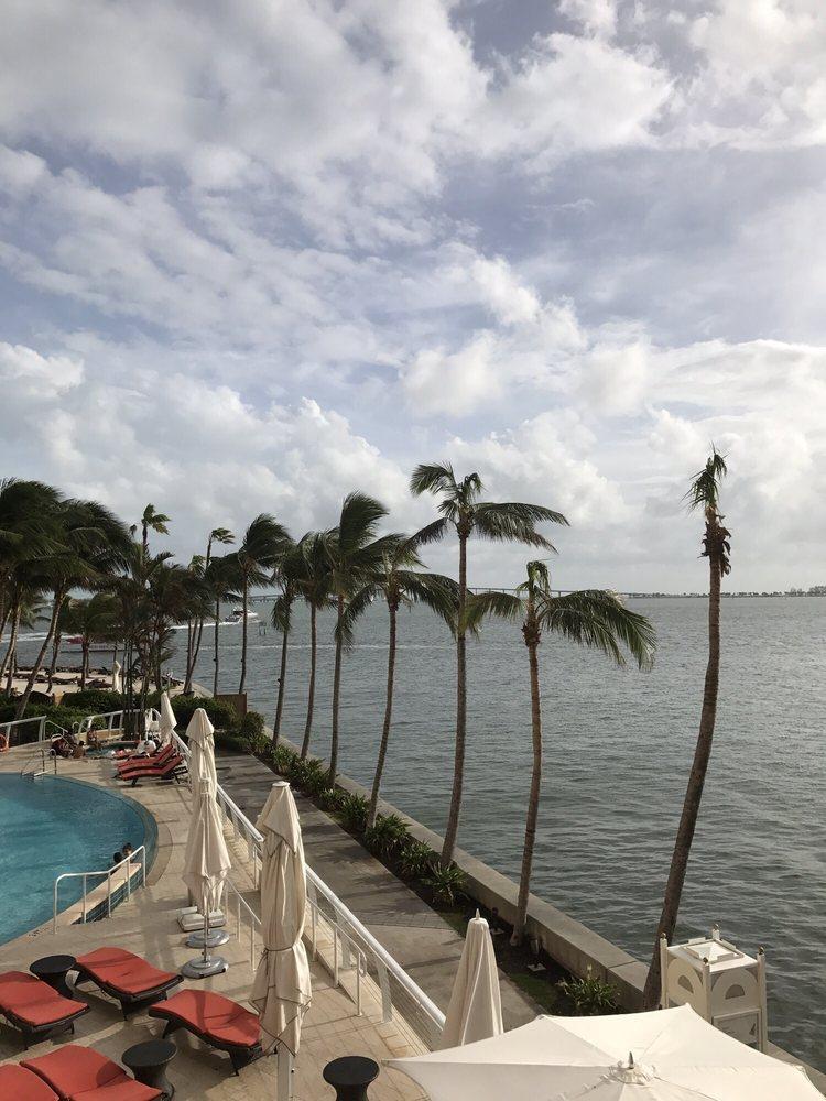 The Spa at Mandarin Oriental: 500 Brickell Key Dr, Miami, FL