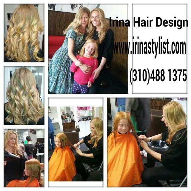 Irina Hair Design