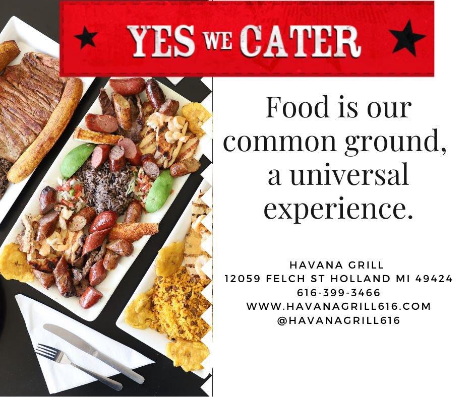 Havana Grill: 12059 Felch St, Holland, MI