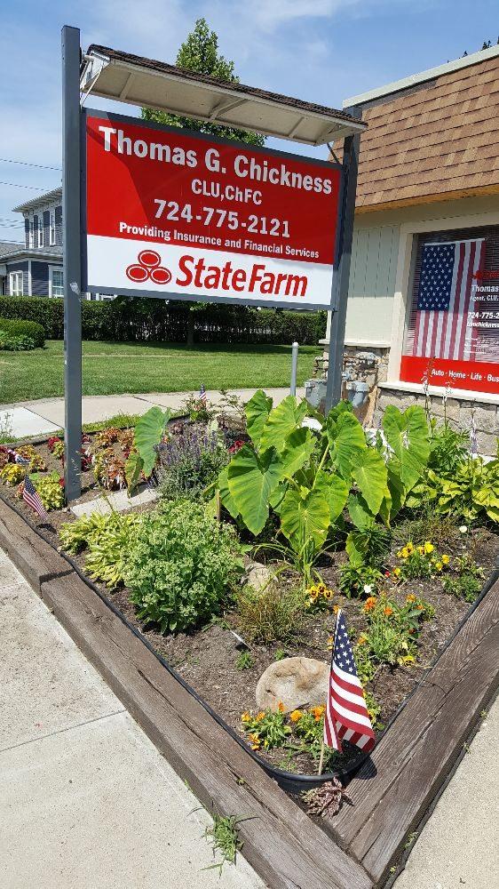 Thomas Chickness - State Farm Insurance Agent: 1110 3rd St, Beaver, PA