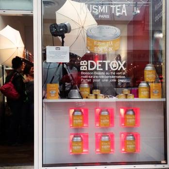 Kusmi Tea - 31 photos   25 avis - Cafés et thés - 63 rue de la Porte ... 089a3c4a3afa