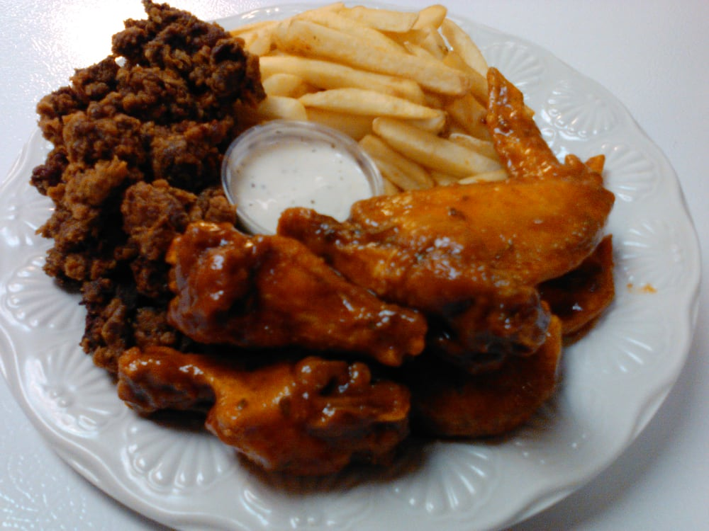 Wing King Of Fletcher: 1132 E Fletcher Ave, Tampa, FL