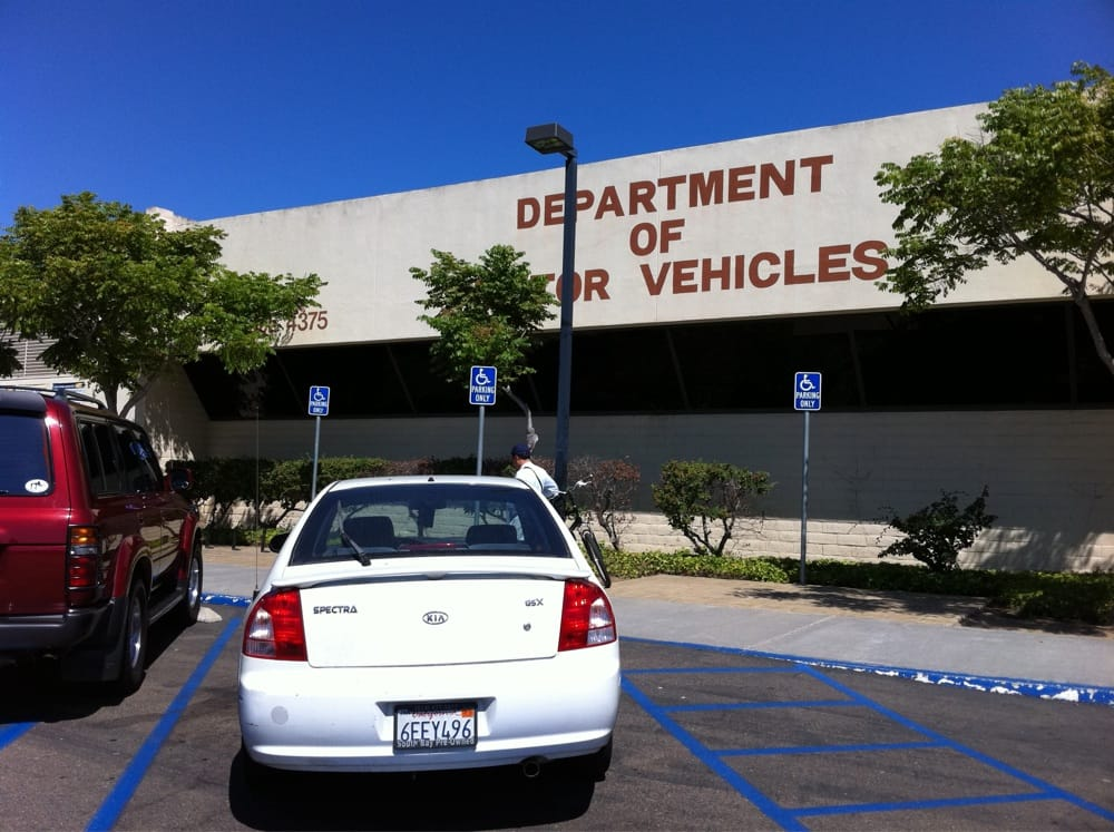 California department of motor vehicles 46 238 for Ca gov motor vehicles