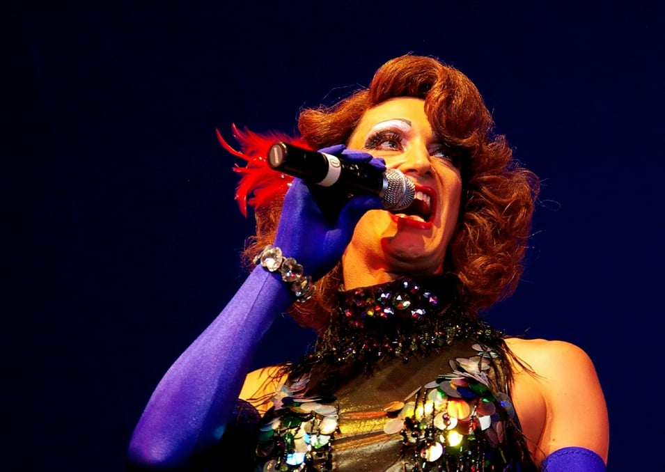Adonis Cabaret Blackpool