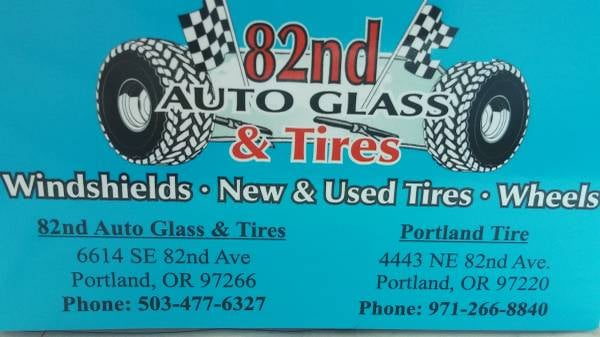 Used Tires Portland >> Pj Auto Glass Tire Closed Auto Detailing 6614 Se 82nd Ave