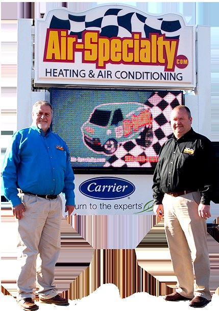 Air Specialty: 4440 McCrary Rd, Semmes, AL