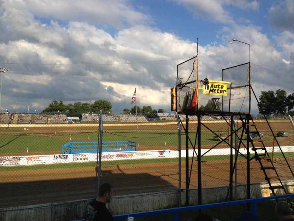 Florence Speedway: 12234 US Hwy 42, Walton, KY
