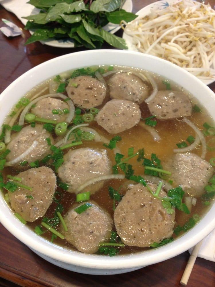 Pho Bo Vien (large). - Yelp