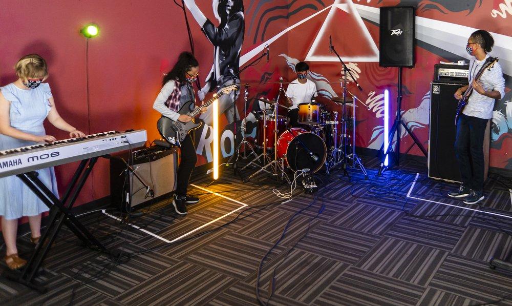 School of Rock: 20660 Ashburn Rd, Ashburn, VA