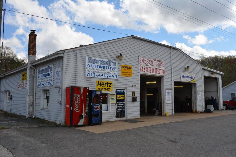 Boswell's Automotive: 3854 Jefferson Davis Hwy, Stafford, VA