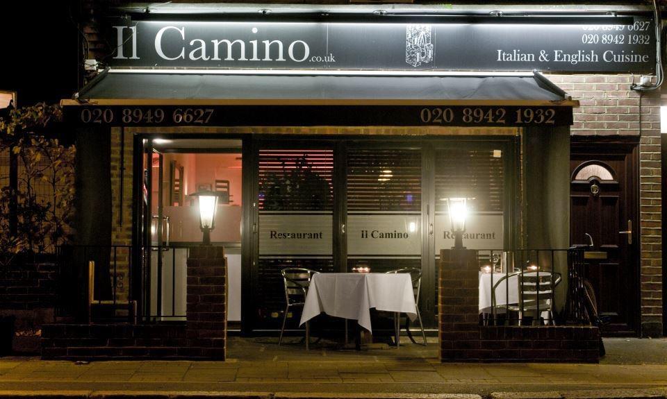 Italian Restaurant Burlington Road New Malden