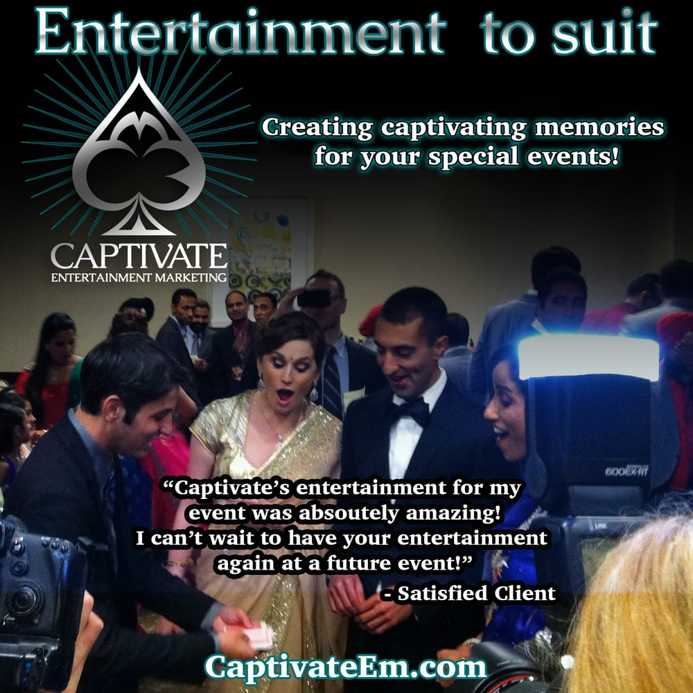 Captivate Entertainment