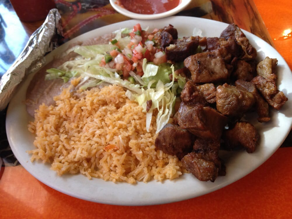 Photo Of Sol Azteca Mexican Restaurant Franklin Ky United States Carnitas