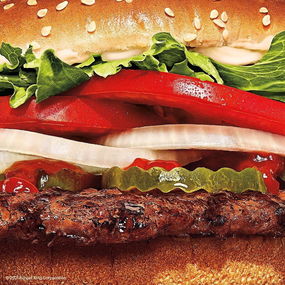 Burger King: 1003b E Criner St, Grandview, TX
