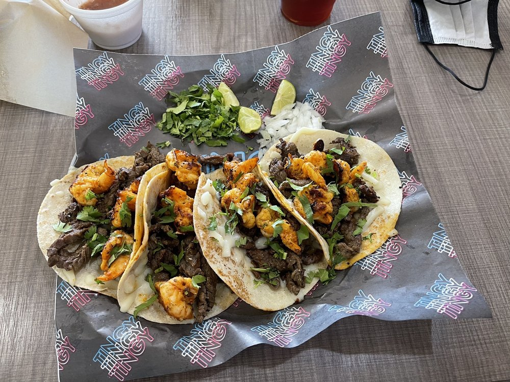 Tingy: 2353 Old Port Isabel Rd, Brownsville, TX