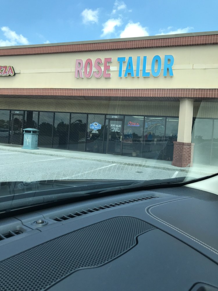Rose Tailor: 2755 Market St, Christiansburg, VA