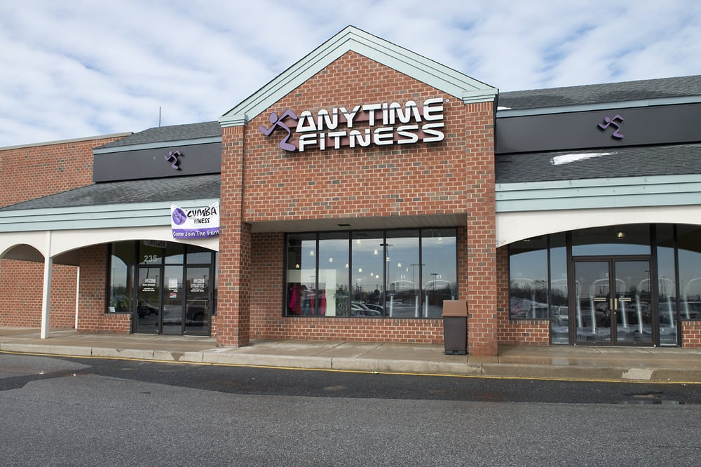 Anytime Fitness: 235 Governors Pl, Bear, DE